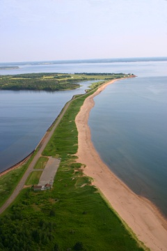 Panmure Island Provincial Park  Best Beach and not too busy! 30 Minutes from Bruce Haven
