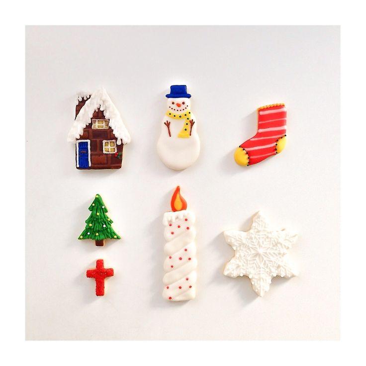 ˖☃°.* アイシングクッキー˖☃°.* クリスマスモチーフ   ペコリ by Ameba - 手作り料理写真と簡単レシピでつながるコミュニティ -
