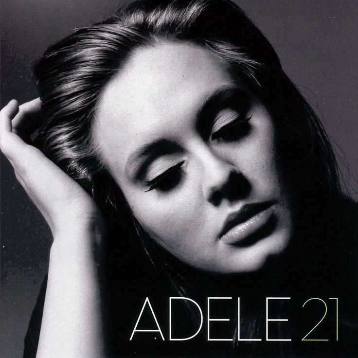 I LOVE Adele. Her unique voice warms my heart, and soothes my soul.
