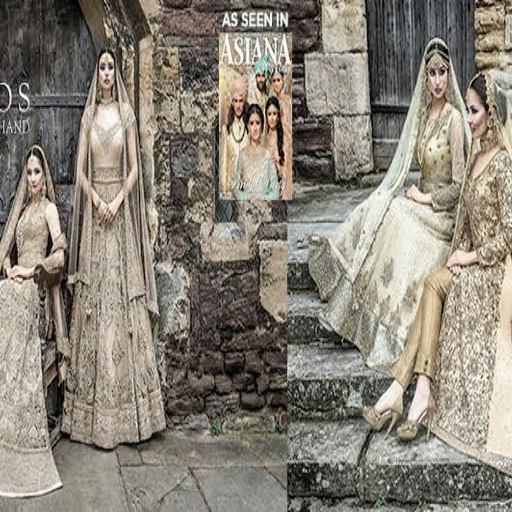Sneak peek of our Summer Photoshoot with the stunning Khushboo's models in these exquisitely made Gold designer outfits crafted with perfection at Khushboo's and featured in Asiana Magazine Summer 2016 edition! Get your copy in-stores or online: www.asianamag.com and pop into to our store to get an up-close view! @asianatv #SneakPeek #SummerPhotoshoot #Asiana #AsianaMagazine #AsianaMagazine2016 #Brides #IndianBrides #PakistaniBrides #SouthAsianBrides #BridesToBe #Weddings #IndianWeddings…
