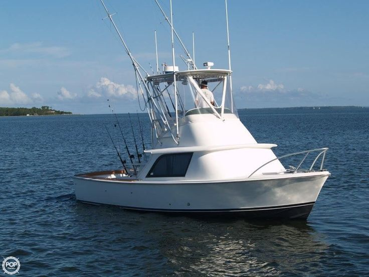 OPPORTUNITY TO OWN ONE OF THE BEST FISHING BOATS EVER BUILT! UPDATED!