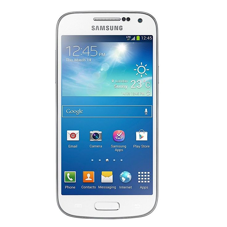 """Cheap prices today """"Samsung Galaxy S4 Mini I9195i 8GB Unlocked GSM 4G LTE Android Phone - White"""" 