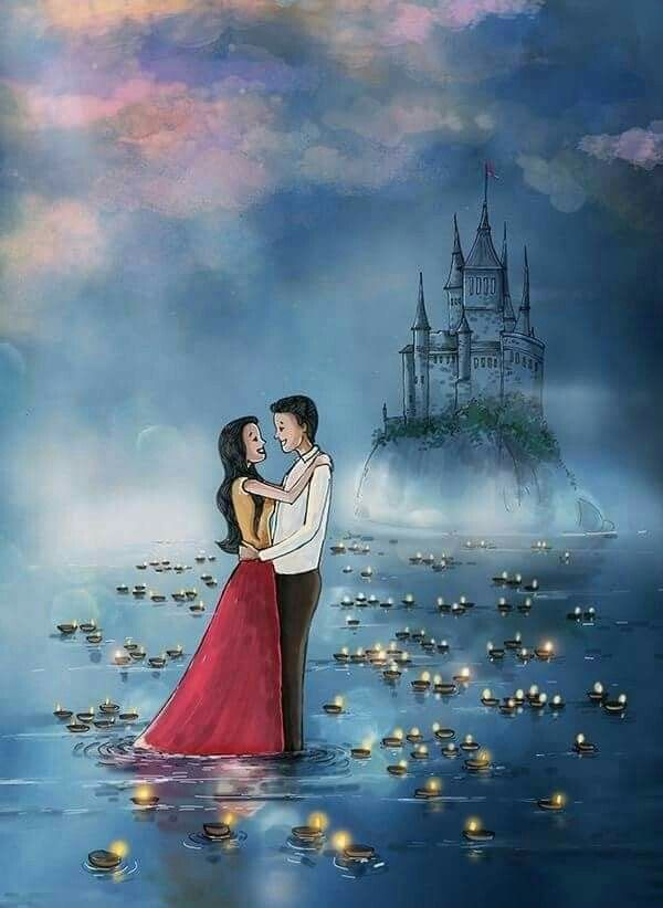 Pin By Neva Salma On Imagenes Bonitas Love Cartoon Couple Love Painting Art Ideas For Teens Etsy has thousands of unique options to choose from like handmade goods vintage finds and one of a kind gifts. love cartoon couple