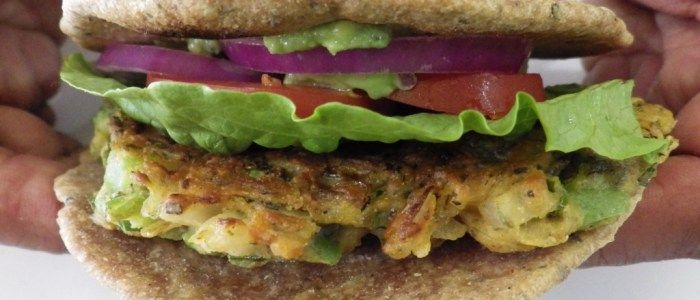 Dr. Sebi Alkaline Electric Chickpea Burger Recipe