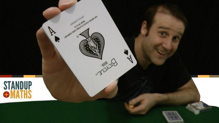 Quick Mathematical Card Trick