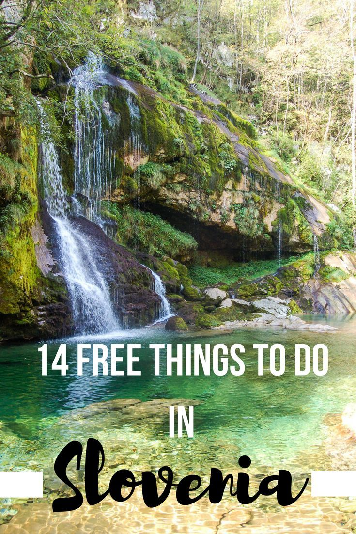 14 gorgeous things to do in Slovenia (and that are free!).  Is Slovenia on your Europe bucket list?