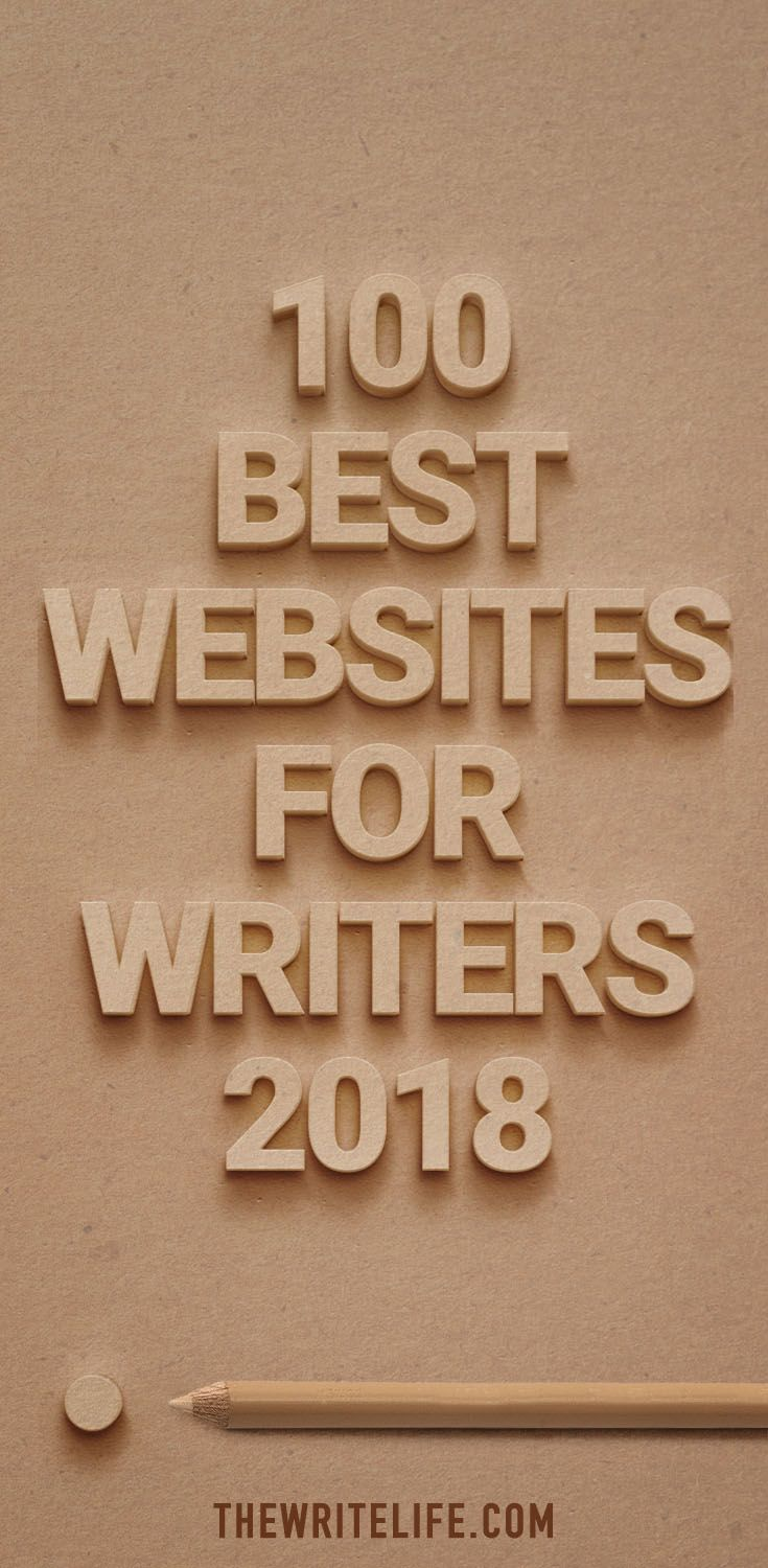 100 Best Writing Websites 2018 Edition 378