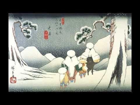 """Snow""Japan Relaxing Music,japanese traditional, Background Music,,shamisen,koto,Instrumental. - YouTube"