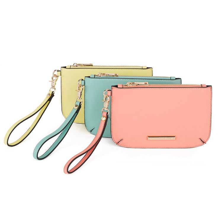 the MIX-AND-MATCH CLUTCH TRIO pastel – Poppy