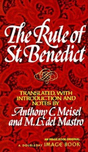 The Rule of Saint Benedict:   <p>From the time it was first promulgated in the sixth century, <i>The Rule of St. Benedict </i>has been one of the most influential, enduring documents of Western civilization. Composed for the guidance of his own monks at Monte Cassino, St. Benedict's <i>Rule</i> has become the basis for the rules of practically every Christian monastic community in the West. In it are the guidelines for living the spiritual life -- through work, prayer, study, obedience...