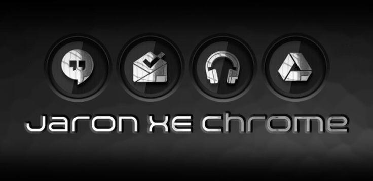 """Sábado 27 de Febrero 2016.  Por:Yomar Gonzalez  AndroidfastApk  Jaron XE Chrome - Icon Pack v1.5  Requisitos: 4.0.3 Descripción general: Jaron XE Chrome - Icon Pack Jaron XE Chrome - Icon Pack Características: 2800 iconos personalizados fondos de pantalla basados en la nube  30  HD  XXXHDPI Icono de 192x192 píxeles  Ver todos los iconos utilizando la opción """"Iconos"""" en la aplicación  Icono de Solicitud  Selector de imágenes se puede adjuntar un icono personalizado a los mensajes o incluso…"""