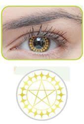 Ciel 1 Tone Crazy Contact Lens (PAIR) - US$19.99 : ColorLens4Less.com, Color Contact Lenses - Halloween Contact Lenses