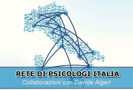 Rete Psicologi Italia: la rete di psicologi in tutta Italia che collaborano con il dott. Algeri, psicologo psicoterapeuta Milano.