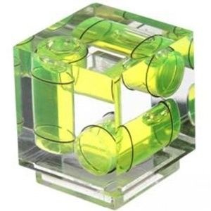 3 Axis Flash Hot Shoe Bubble Level
