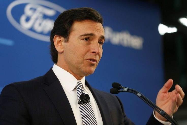 Ford fires CEO Mark Fields  and it looks 'like a coup' (F)