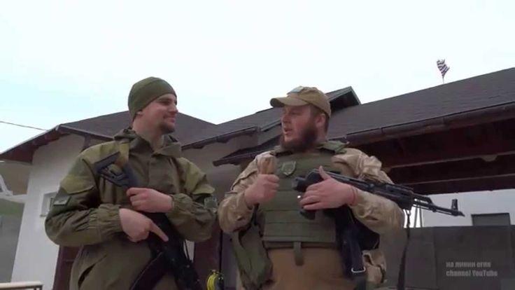 Бойцы ВСУ в Широкино подняли флаг США Новости Ю Востока