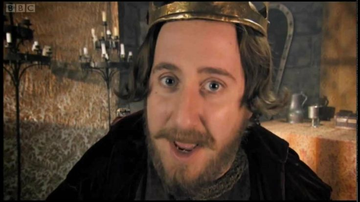 Horrible Histories - King John Online and the Magna Carta