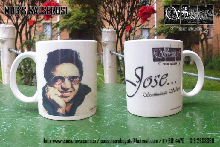Mug Salsero: Hector Lavoe  Valor: $10.000 Contacto: Web: www.tupauta.net Email: tupautacolombia@hotmail.com... Ver más