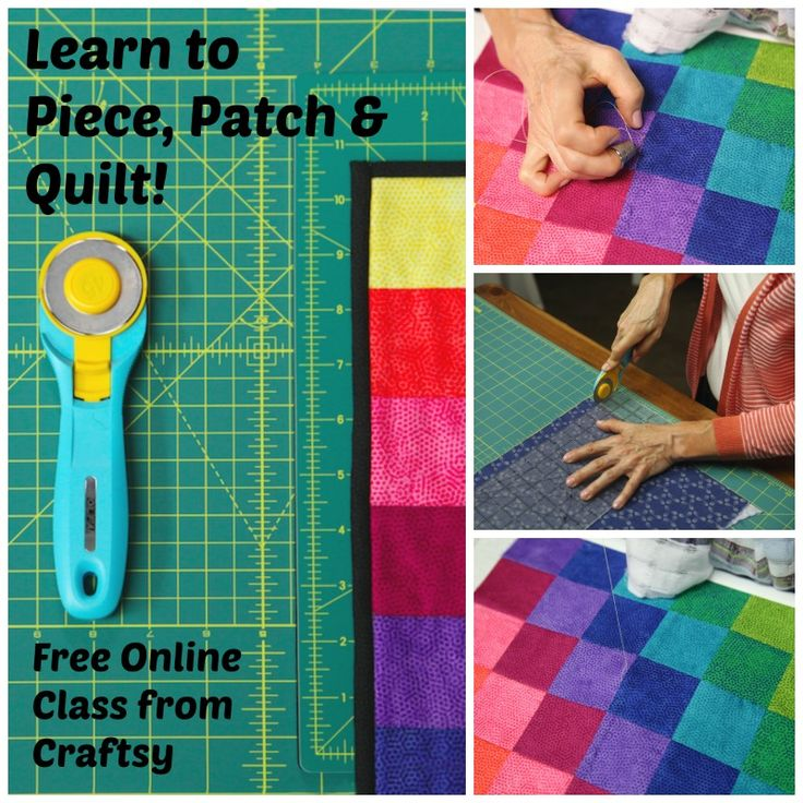 Whether you're renewing your love of quilting or making a quilt for the first time, shop owner and instructor Gail Kessler is here to guide you to success. In Gail's free online class, you'll receive four accessible quilt patterns and learn all the skills you need to bring them to life! Get started on Craftsy today.