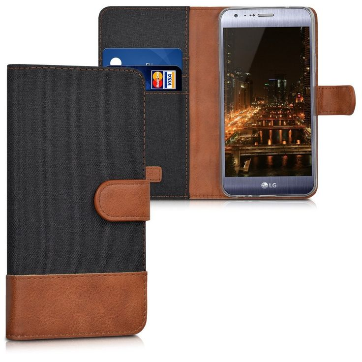 KW Θήκη - Πορτοφόλι LG X Cam - Anthracite/ Brown Το πορτοφόλι-θήκη είναι ειδικά σχεδιασμένο για το LG X Cam. https://www.uniqueshop.gr/thiki-portofoli-lg-x-cam-anthracite.html