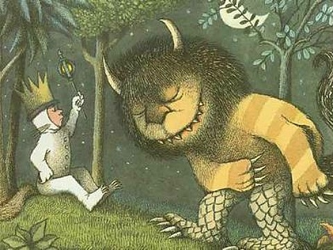 5 Love Quotes From Maurice Sendak (In GIFs)
