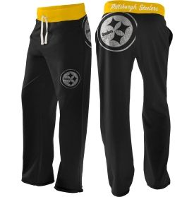 G-III Women's Pittsburgh Steelers Recruit Black Pants - Dick's Sporting Goods