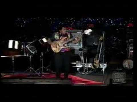 Amazing Grace, Victor Wooten - Only Bass Guitar