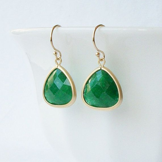 12 best Emerald Earrings by Perini images on Pinterest
