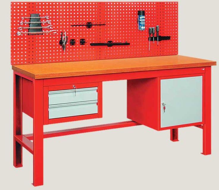 ANAX - Serwis Urządzeń Diagnostycznych - meble i narzędzia warsztatowe - stoły warsztatowe