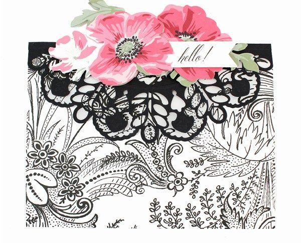 HSN March 8, 2017 Sneak Peek 3 Winner   Anna's Blog - Decorative Edge Dies