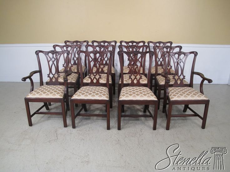 24624  Set Of 12 HENKEL HARRIS  107 Dining Room Chairs. 82 best Dining Room Inspiration images on Pinterest   Dining room