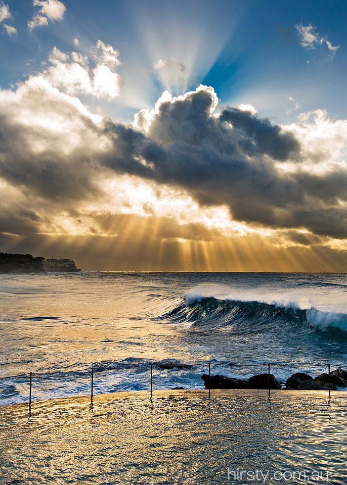 Sunrise - Bronte Beach - #Sydney - Australia