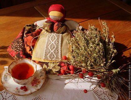 Фея домашнего очага `Красный клубок`