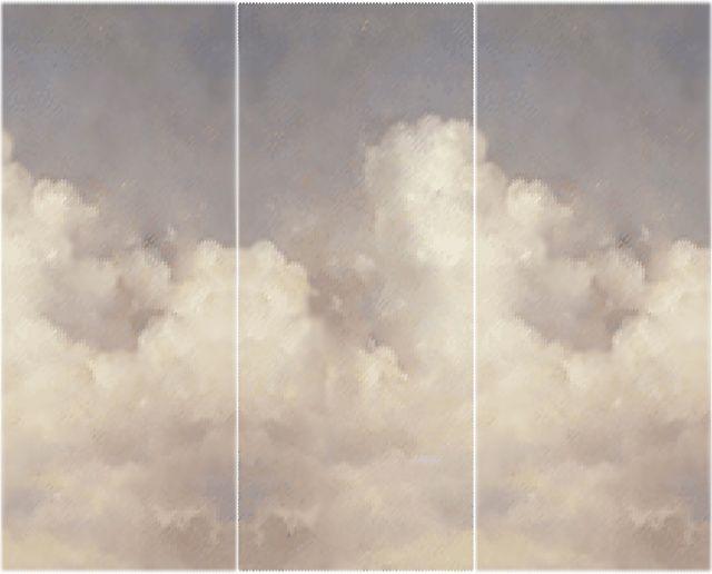 Tendance nuages Papier peint Nuage, Pierre Frey