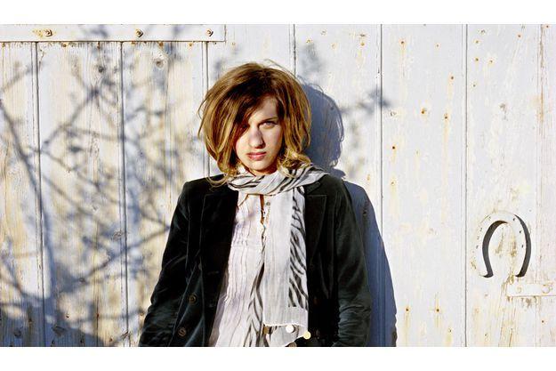 Amandine Bourgeois  Chanteuse française