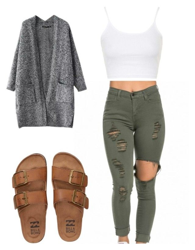 """""""#218"""" by helloyvette on Polyvore featuring Topshop, Billabong, women's clothing, women's fashion, women, female, woman, misses and juniors"""