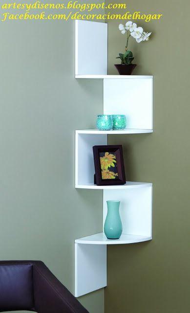 M s de 25 ideas incre bles sobre esquineros en pinterest for Ideas decorativas para salas