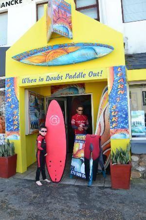Try out something new! Join the Wavecrest Surf School in Jeffreys Bay.