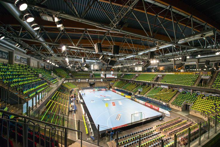 Arena Nürnberger Versicherung HC Erlangen
