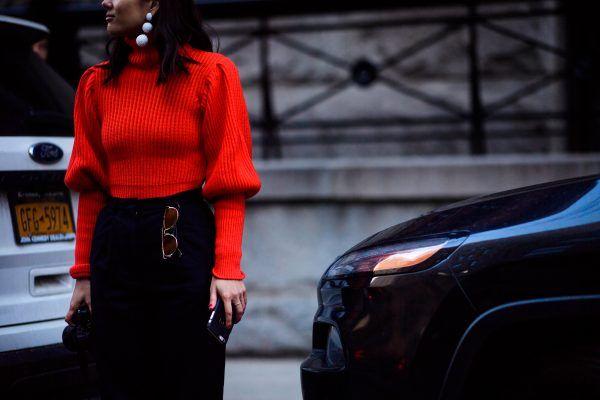 Maxibrincos, tendência inverno 2017, semana de moda de nova york, street style, nyfw, Le 21ème
