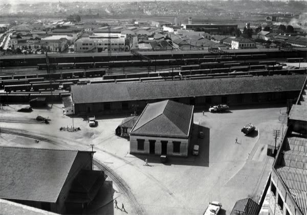 Estacao Barra Funda 1965