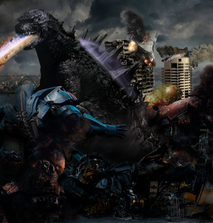 150 best images about Godzilla & Jaegers on Pinterest Pacific Rim Vs Godzilla