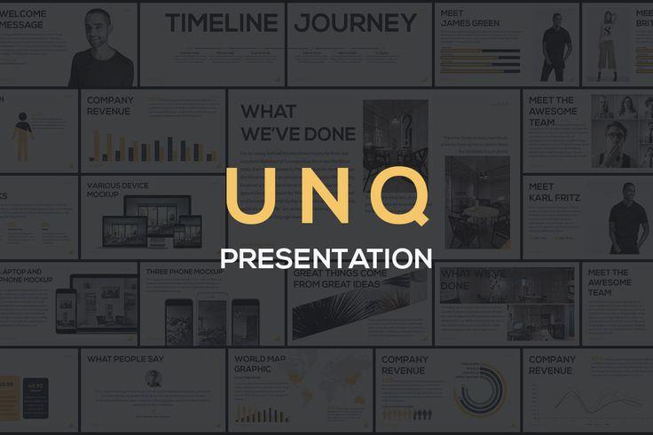 Template de Apresentação Keynote UNQ - IA Produtos