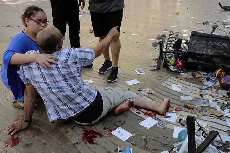 """#23Ago Luis """"El Gocho"""" Chacón analiza los últimos hallazgos del atentado de Barcelona #España - http://www.notiexpresscolor.com/2017/08/23/23ago-luis-el-gocho-chacon-analiza-los-ultimos-hallazgos-del-atentado-de-barcelona-espana/"""