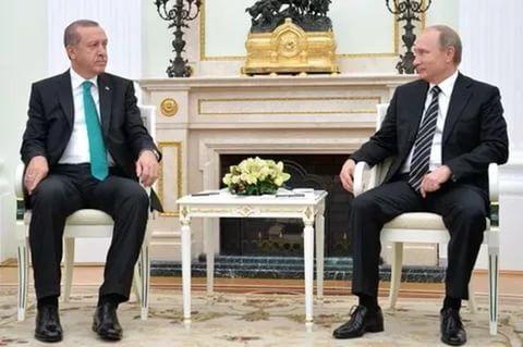 (Гл 3) Встреча В.В. Путина с Р.Т. Эрдоганом, 2016 год