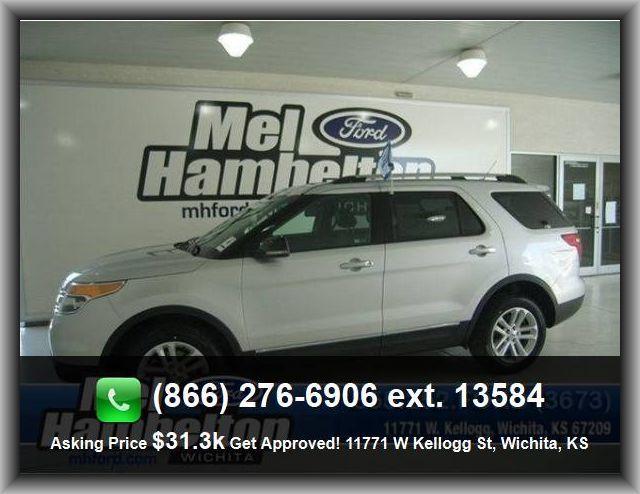 2012 Ford Explorer XLT SUV  Power Remote Driver Mirror Adjustment, 1St, Fuel Consumption: Highway: 23 Mpg, Rear Stabilizer Bar: Regular, 160 Lbs.,