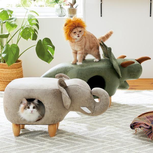my アニモ ペット用品の通販サイト ペピイ Peppy 猫用ベッド 猫の遊び場 ペット