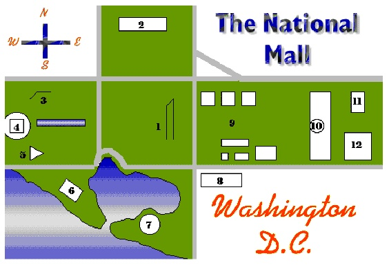 Virtual Tour Of Nation S Capital