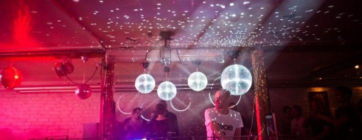 Festivaali-klubi, Dj. Sami Henrik Haapala   Full Moon Dance Festival