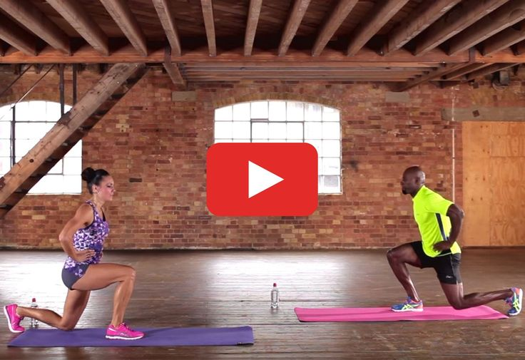 It'll be done in the blink of an eye. #HIIT #home #workout #video http://greatist.com/move/bodyweight-workout-30-minute-hiit-routine-makes-time-fly